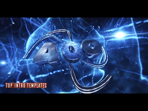 TOP 20 Blender Intro Templates Gaming Chill download epic FAST RENDER 2017 - TopFreeTemplates #31