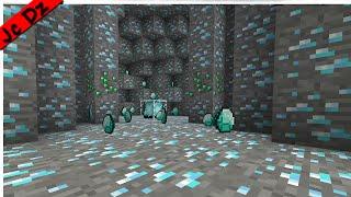 Como achar Diamantes rápido no Minecraft - MELHOR TÉCNICA - Mineração Organizada