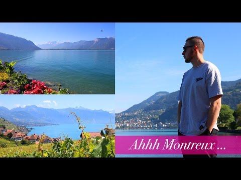 GRIMENTZ & MONTREUX VLOG Part Two! | Switzerland Travel Diary 2016 | Monique Emmens