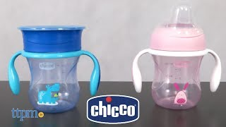 NaturalFit Trainer Cups from Chicco