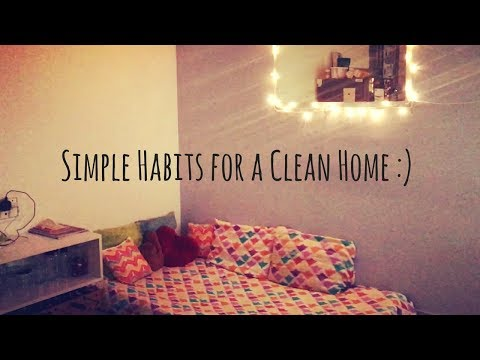 Daily Home Cleaning Routine | Daily Habits for a Clean Home | Daily Home Cleaning Tips and Tricks