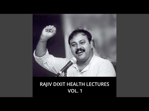 Lecture On Food As A Medicine, Pt. 2 Live
