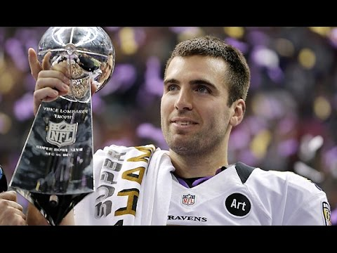 Joe Flacco is the Best Playoff Qb in the NFL Ravens Will beat patriots ! 2015 nfl playoffs