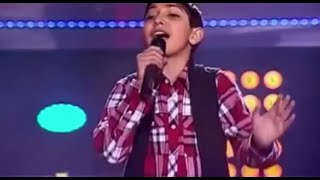 Repeat youtube video Amazing Voice! Reziko Didebashvili sings 'Today My Life Begins' by Bruno Mars