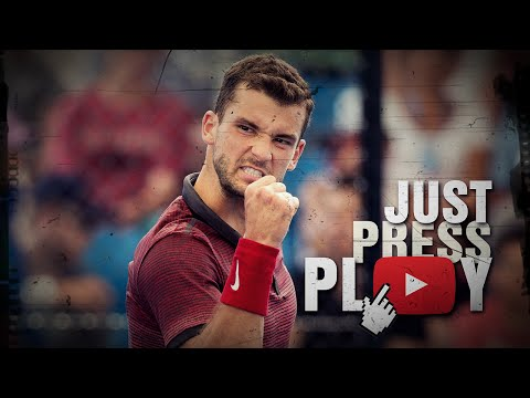 Grigor Dimitrov - It's never too late to be who you might have been (HD)