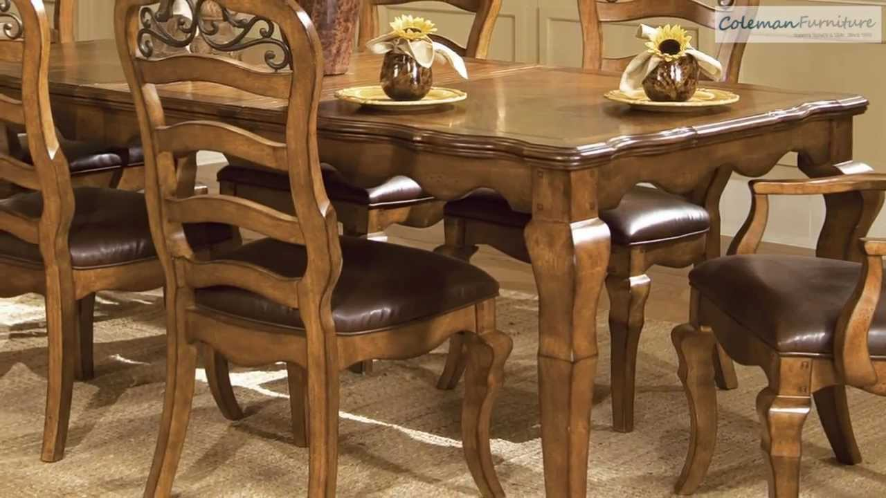 Orleans Dining Room Collection From Legacy Classic Youtube