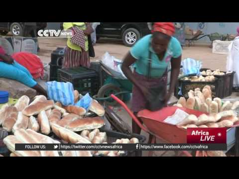 Troubled Angolan economy struggles with wheat import costs