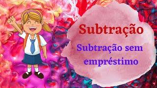 Subtração sem empréstimo - Matemática 1º ciclo - O Troll explica...