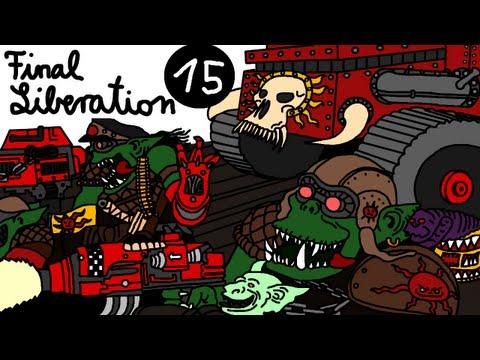 Final Liberation [15]: Attilas Gardereiter greifen ein!