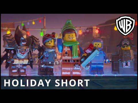 The LEGO Movie 2 - Emmet's Holiday Party - Warner Bros. UK