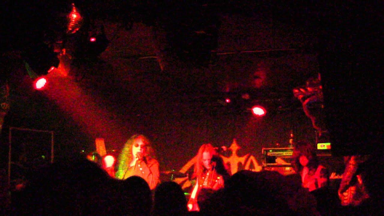 SATAN UK Live at The Elbo Room San Francisco CA 3