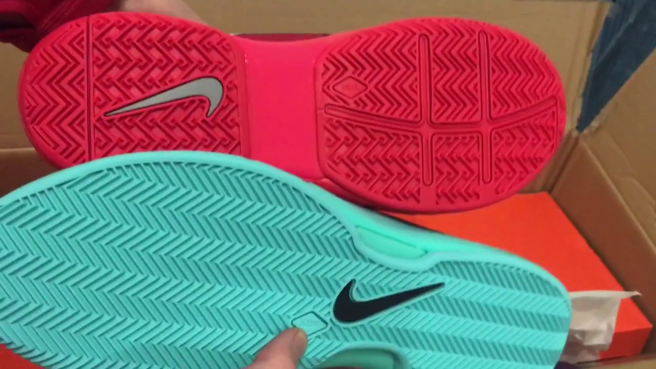 Nike Vapor 9.5 US OPEN 2017 Shoes - Unboxing/Review
