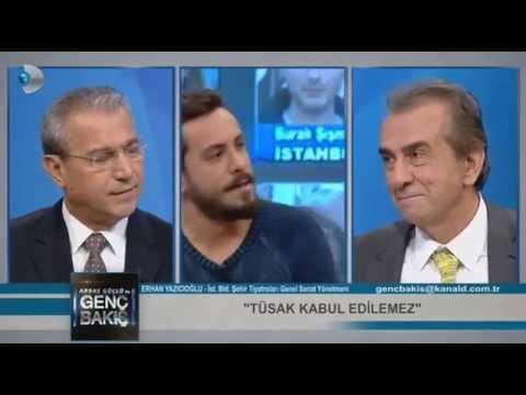 Abbas Güçlü ile Genç Bakış - 03 Aralık 2014 (Erhan Yazıcıoğlu) TAMAMI Tek Parça