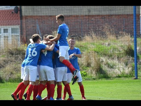 Academy Highlights: Pompey U18s 4-3 Newport County U18s