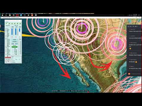 9/10/2017 -- Large Earthquakes expected this week -- New X8.3 Solar flare -- West Coast USA + Japan