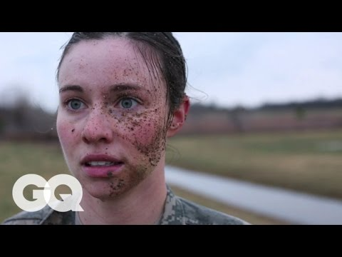 Women in Combat - Natural Born Killers - Battle Ready - GQ Magazine