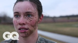 Women in Combat - Natural Born Killers - Battle Ready - GQ Magazine