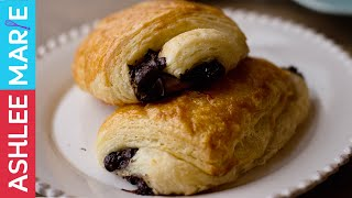 How To Make Pain Au Chocolat - Recipe And Tutorial - Laminated Dough Series
