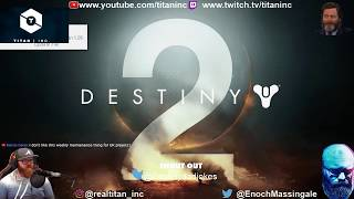 Destiny 2 update version 1.05 servers PLAYING
