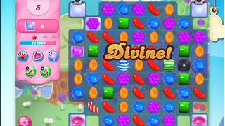 Candy Crush Saga Level 3337 -16 Moves- No Boosters