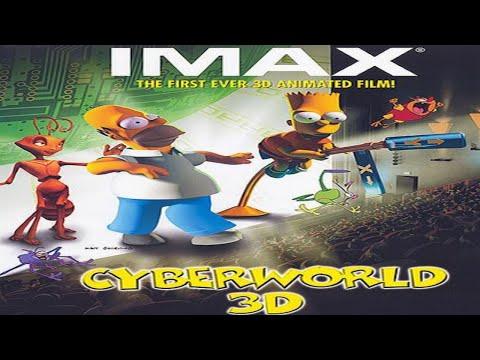 Cyberworld 3D  Lost Media CGI Animation IMAX Unreleased Movie
