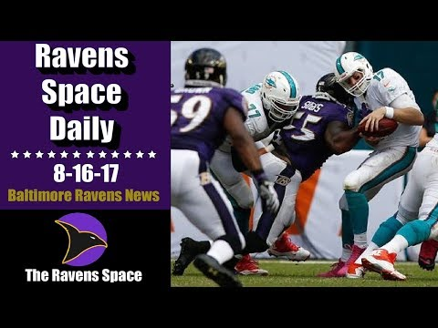 Ravens at Dolphins Pregame Analysis and Perriman