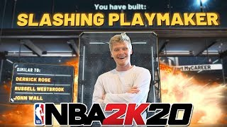 THE JOURNEY BEGINS! NBA 2K20 MyCareer #1