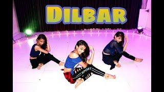 DILBAR | Satyameva jayate | Raja Kushwah Choreography | John Abraham | Neha kakkar, Nora fatehi ,