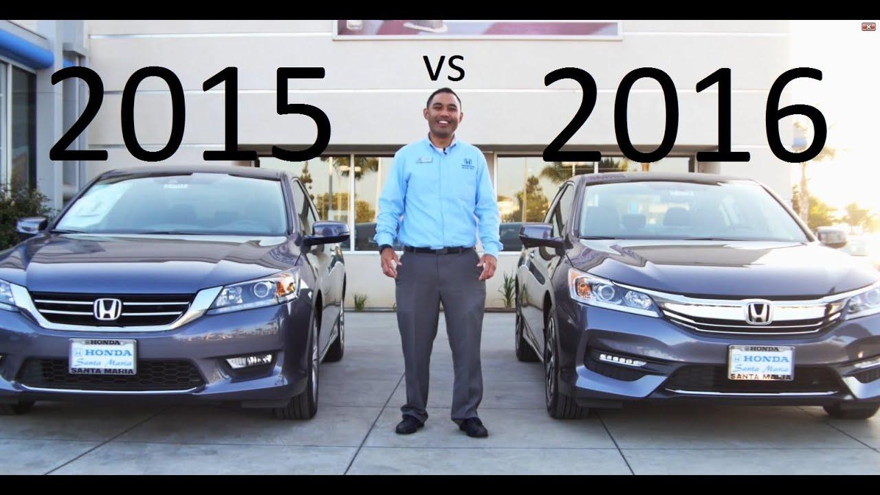 96 Diferencia Honda Civic Y Accord HD