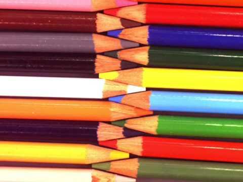 Lápis de Cor - LP Clube da Criança