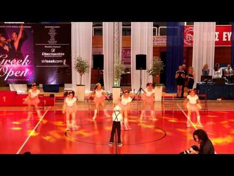 *Dance Express*-ShowDance- Juvenile 2nd Place ***Greek Open 2017***