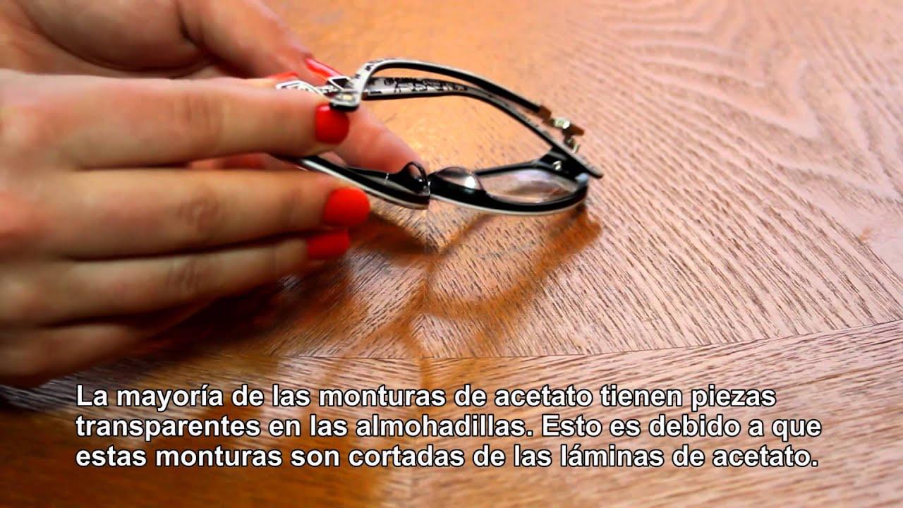 Cómo diferenciar monturas de Acetato y Plástico: Acetato para gafas ...