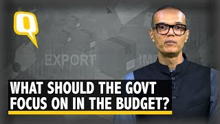 Economy to Be Back on Track Soon: Ridham Desai Before Budget | The Quint