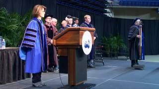 December Commencement 2016 UNC Asheville
