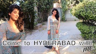 AUDITIONING IN HYDERABAD | VISHAKHA X HYD | januaryvlogday14 | VISHAKHAVLOGS