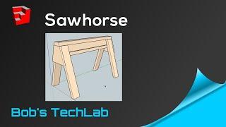 039 Sawhorse Plans