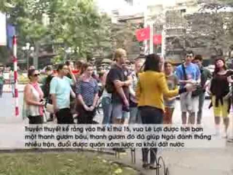 InfoTV-  Hanoi Free Tour Guides   những đại sứ nhỏ của Hà Nội