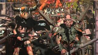 GWAR - Fate or Chaos Tour 2013 (Full Concert)