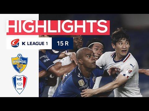 [하나원큐 K리그1] 15R 울산 vs 수원 하이라이트 | Ulsan vs Suwon Highlights (20.08.08)