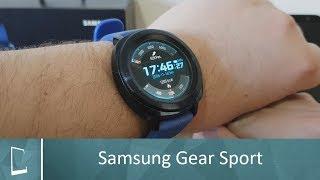 Samsung Gear Sport - Análise | Clube do Smartphone