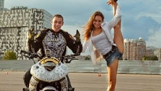 Motorcycle Stunts for Girl - Стант Шоу для Девушки