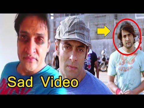 Salman khan Co- star indar kumar very painful and shoking video viral