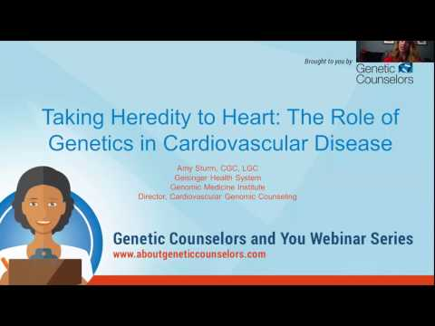 Taking Heredity to Heart:  The Role of Genetics in Cardiovascular Disease
