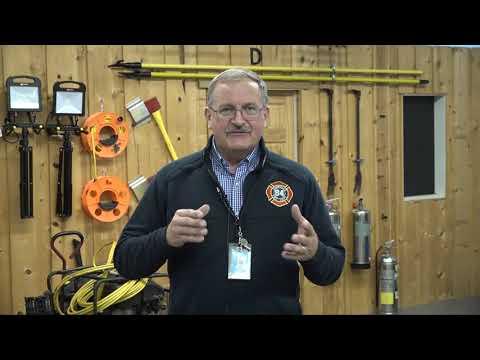 Donaldson Career Center- Firefighting