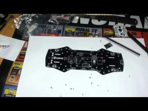 Montaje Drone QAV-250 Parte 2 - Montaje PDB(duplicado version larga)