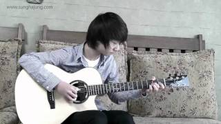 (Sungha Jung) Always Be Here - Sungha Jung