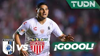 ¡Gool de Salas! Rayos avanza   Querétaro 2 - 3 Necaxa   Liga Mx - AP 19 - Cuartos de final   TUDN