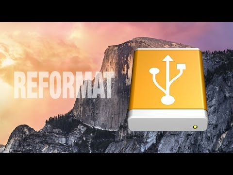 How to Reformat a Flash Drive on a Mac