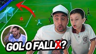 GOL O FALLO CHALLENGE!! Selección Argentina