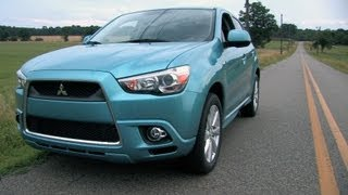 Mitsubishi Outlander Sport 2012 Videos